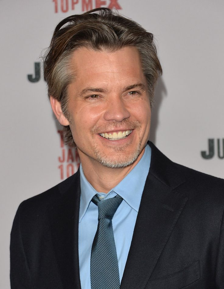 Timothy Olyphant Photos: Arrivals at the 'Justified' Season 5 Premiere