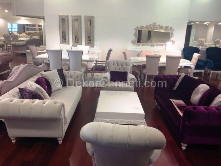 En Yeni chester koltuk takımı izmir Modelleri