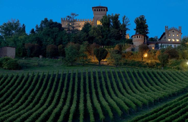 Castello Di Gabiano is one of my favorite places in the world. Chris and I enjoyed an extended stay in their rental flats. We had amazing dinners in the castle with the staff and owners. If you cannot visit their amazing location, please at least try a bottle of their wine at www.marquee.com
