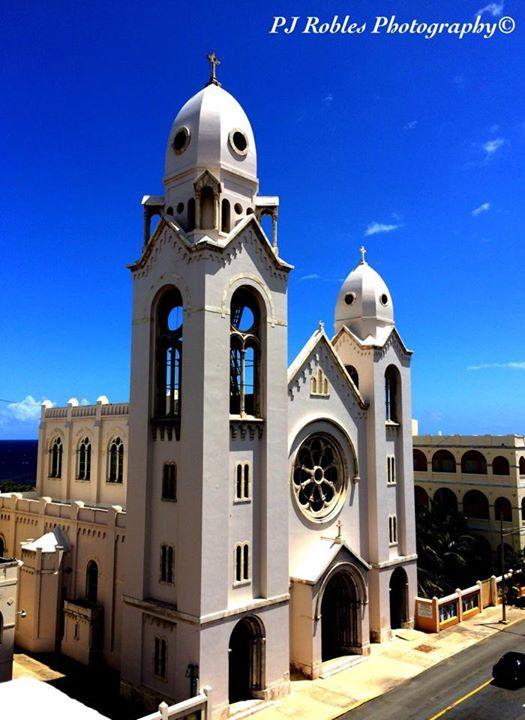 Iglesia San Agustín, Puerta De Tierra, Puerto Rico