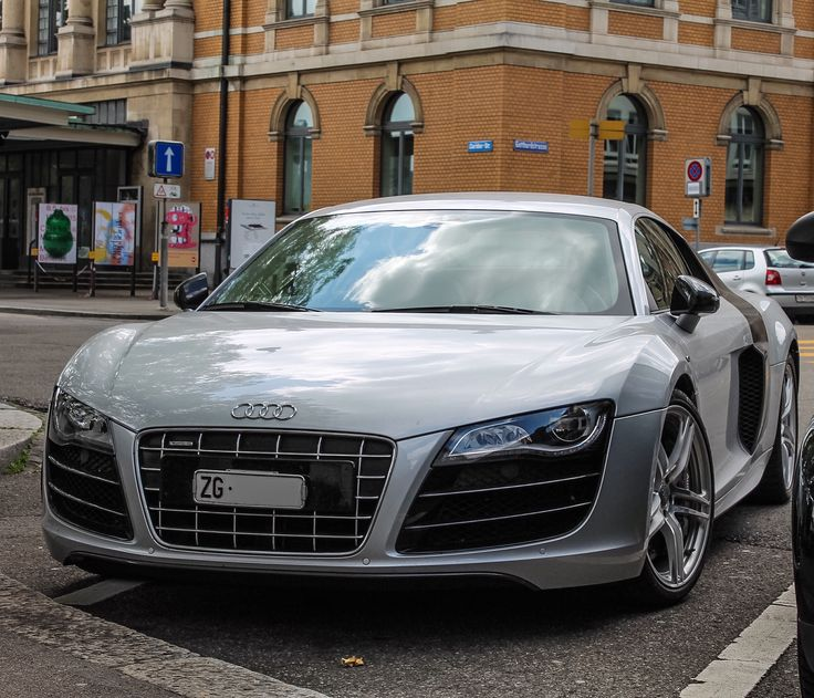 Audi R8 #MadWhips Photo By IG: @swiss_motors