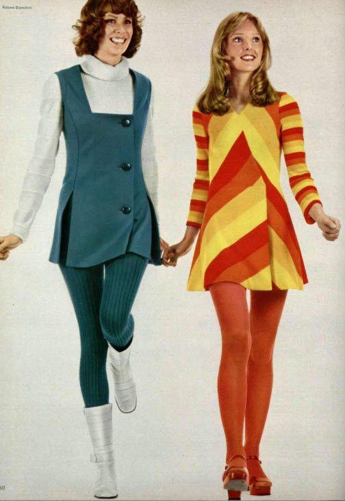 Resultado de imagem para exposição fashion modern 1970