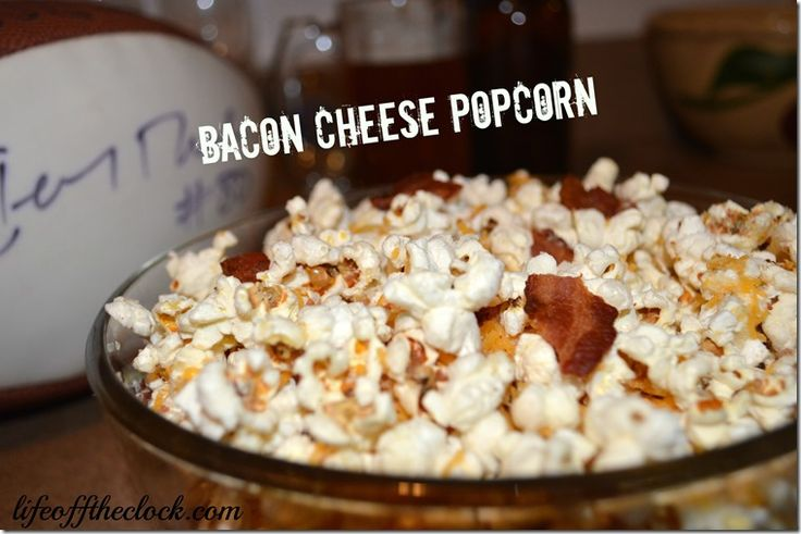 ... POPCORN! on Pinterest | Cheese popcorn, White chocolate popcorn and