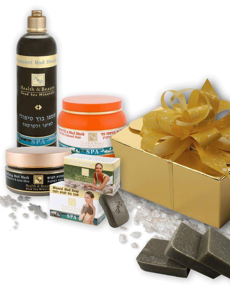 Dead Sea Cosmetics Gift Set - Dead Sea Mud Care