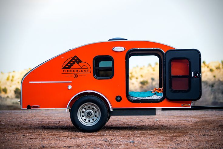 Camper facilement avec le Timberleaf Camping Trailer - #Gadgets - Visit the website to see all photos http://www.arkko.fr/timberleaf-camping-trailer/
