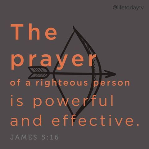 Are you a righteous prayer warrior?