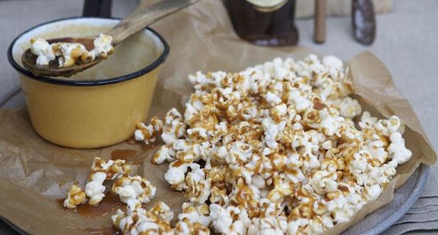 Amarula Toffee Popcorn