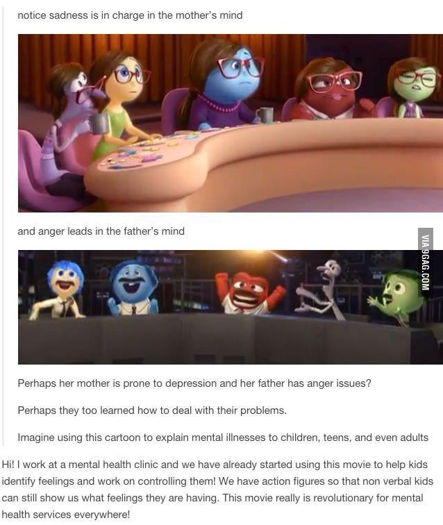 Pixar just keep improving