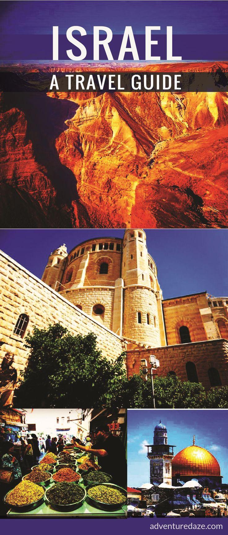 Visiting #Israel: Tel Aviv & Jerusalem. #travel