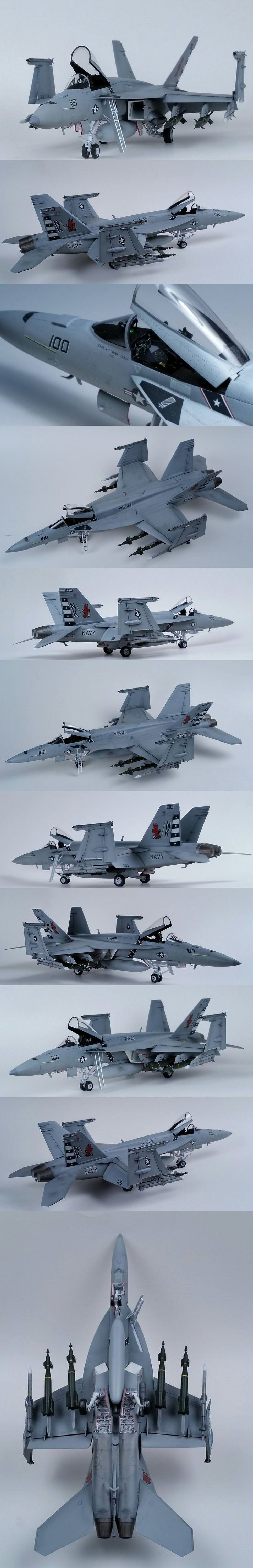 F/A-18E Superhornet | 1:48 scale