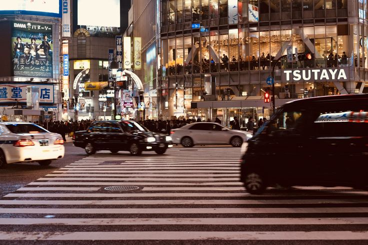 Shibuya moments – Adventures in Japan