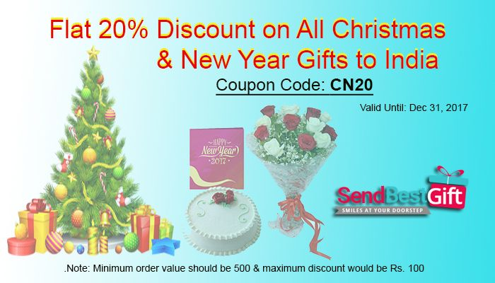 Save Flat 20 On All Christmas New Year Gifts To India Sendchristmasgiftstoindia Christmasgiftdeliveryin Online Christmas Gifts Send Gift Delivery Gifts