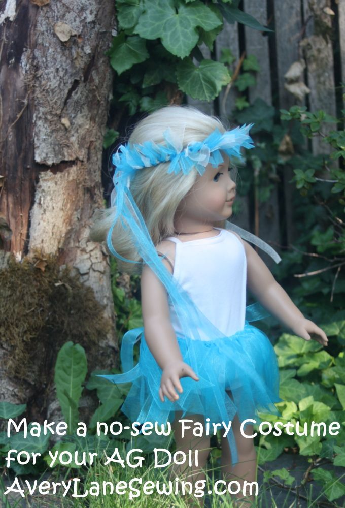 Pin On Doll Clothes No Sew