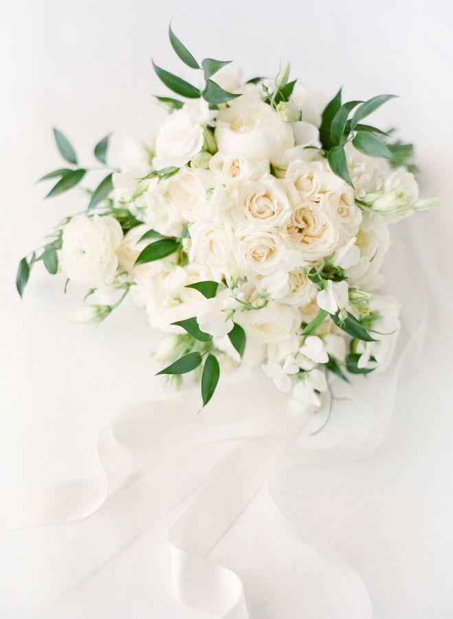 Wedding Bouquets With Lots Of Greenery : Best images about bouquets light white on