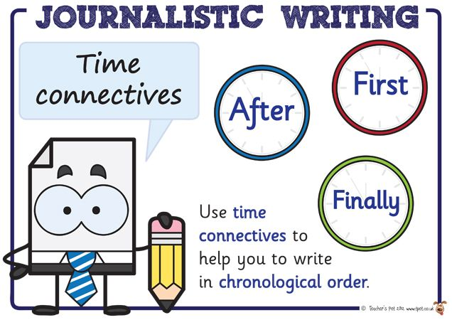Teacher's Pet - Journalistic Writing Posters - FREE Classroom Display Resource - EYFS, KS1, KS2, persuasive, writing, media, reports, chrono...