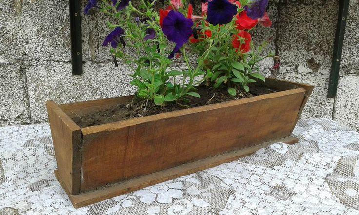Macetas cuadradas de chapa para patio jard n decoraci n for Jardin vertical mercadolibre