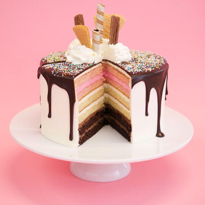 Permalink to Zoella Chocolate Cake