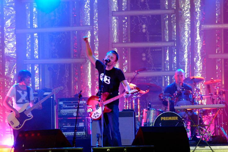 Members of Radiohead have played homage to their increasingly expanding offspring by dedicating various songs/albums to them. 'Hail To The Thief' is dedicated to Jonny's firstborn son Tamir born in 2002; 'Amnesiac' is dedicated to Thom's son Noah born in 2001; while Thom's daughter, Agnes, born in 2004, had Yorke's solo effort 'The Eraser' dedicated to her.