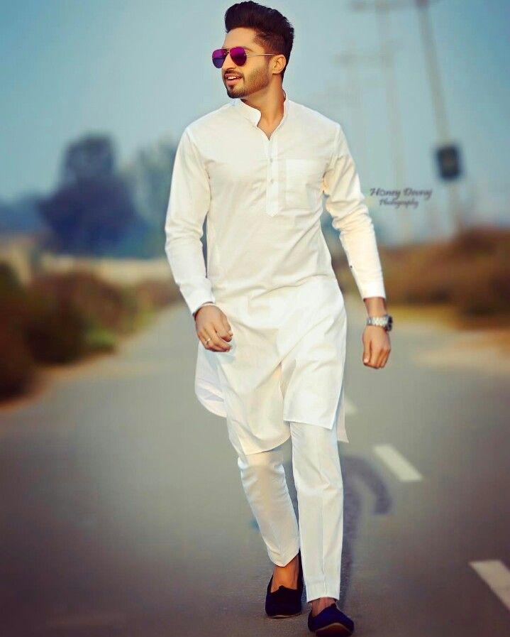 Cotton Delhi Pajama Kurta Pathani Men