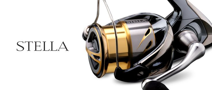 Stella FI : The Pride and Joy in light spinning reels