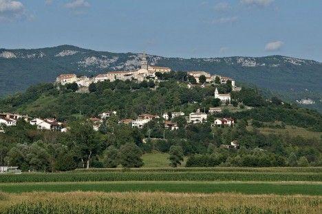 Old town of Buzet, Istria