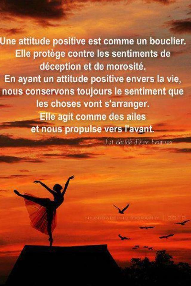 pensée positive | La Pensée Positive