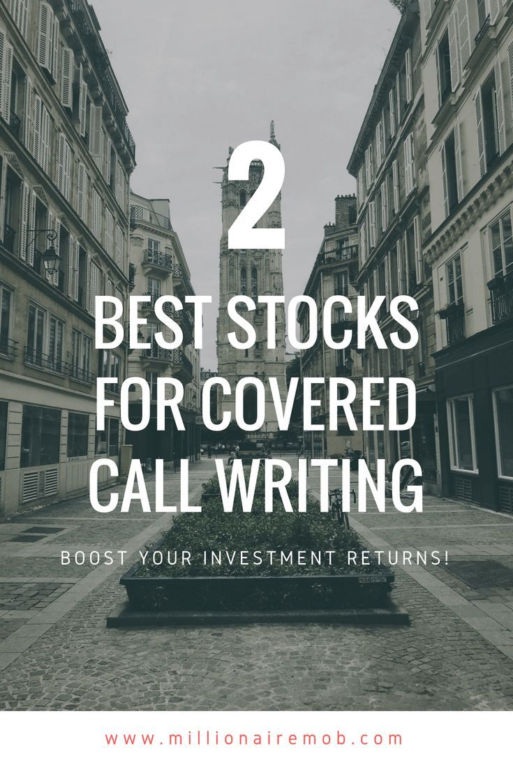 Best Stocks For Covered Call Writing Including Two Dividend Stocks Where To Invest Investing Money Dividend Investing