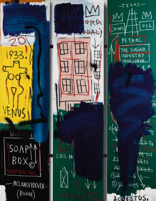 Sotheby's $79.9 M. Postwar and Contemporary Sale Led by Warhol, Basquiat, Warhol-Basquiat Collaboration | ARTnews