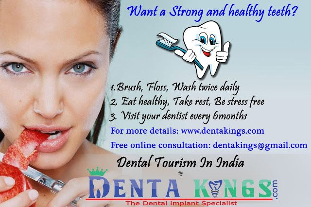 COSMETIC DENTISTRY AT DENTAKINGS: Strong teeth - Dental tips