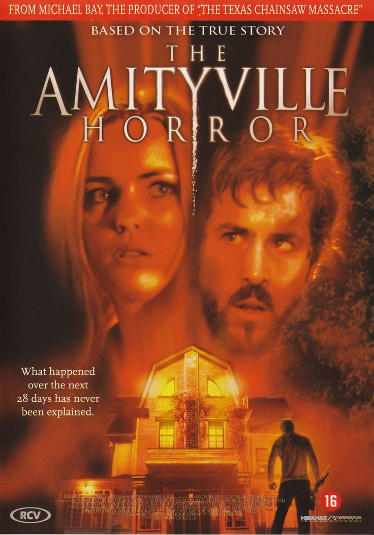 The Amityville Horror - A New Generation Cover Poster Art