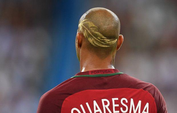 Quer saber o significado do penteado de Ricardo Quaresma?