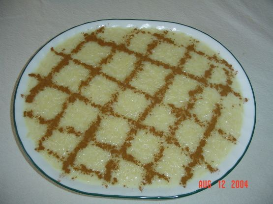 Arroz Dulce Portugese: This was always a family staple and while searching the Portuguese recipes, I noticed it wasnt there and I just have to add it.
