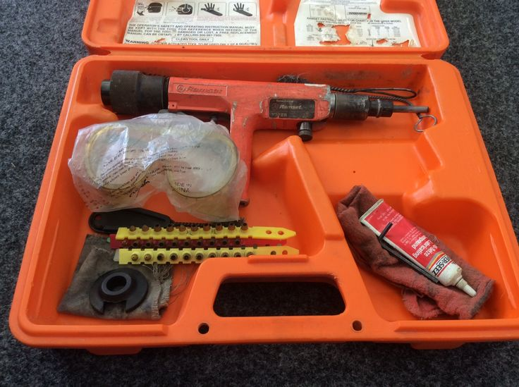 Ramset / Red Head Viper Actuated Tool  Priced at $49.99 available at Gadgets and Gold!