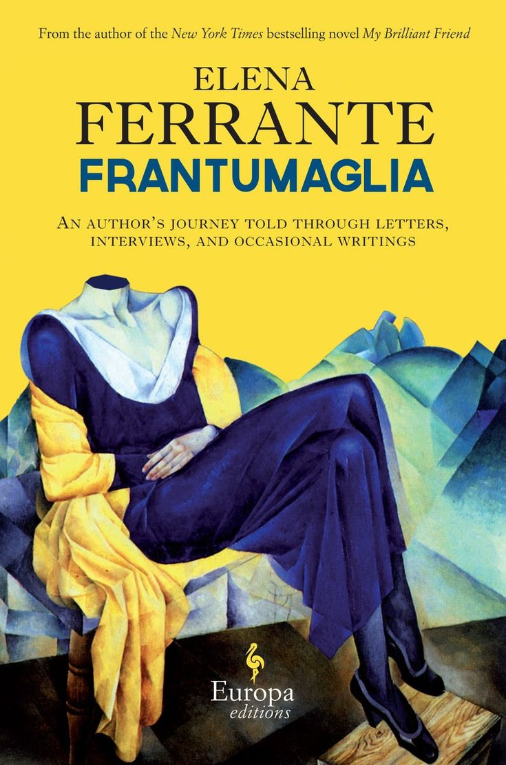 The Italian Novelists Elena Ferrante And Nicola Lagioia Discuss Writing And  €�the Elusive Subject That