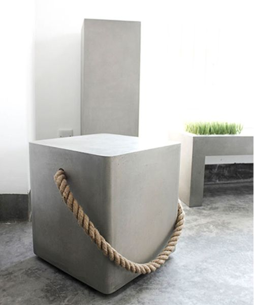 138 best images about concrete on door stopper