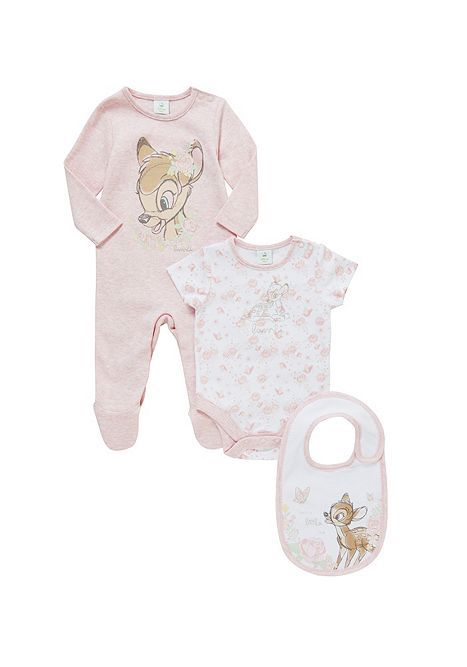 Tesco direct: Disney Bambi 3 Piece Gift Set