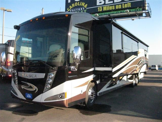 New 2014 Itasca Ellipse Class A Diesel Motorhomes For Sale