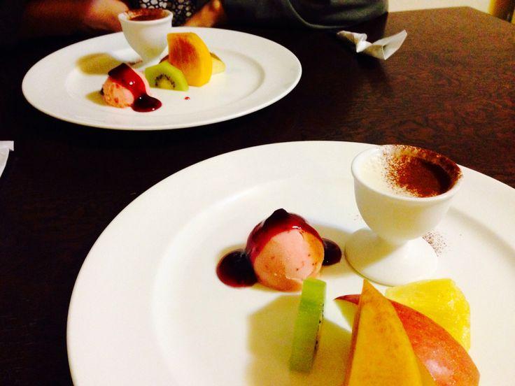 dessert♡