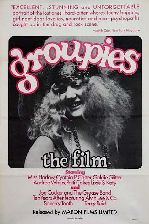 Groupies the film (1970)