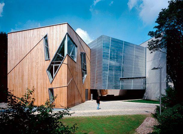 Даниэль Либескинд: интервью с архитектором и его лучшие проекты ...