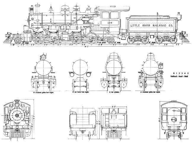 Pin by Chuck Stewart on Railroad blueprints and drawings Pinterest - copy blueprint detail in short crossword clue