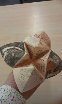 Chinese Fortune Teller – Try This Teaching
