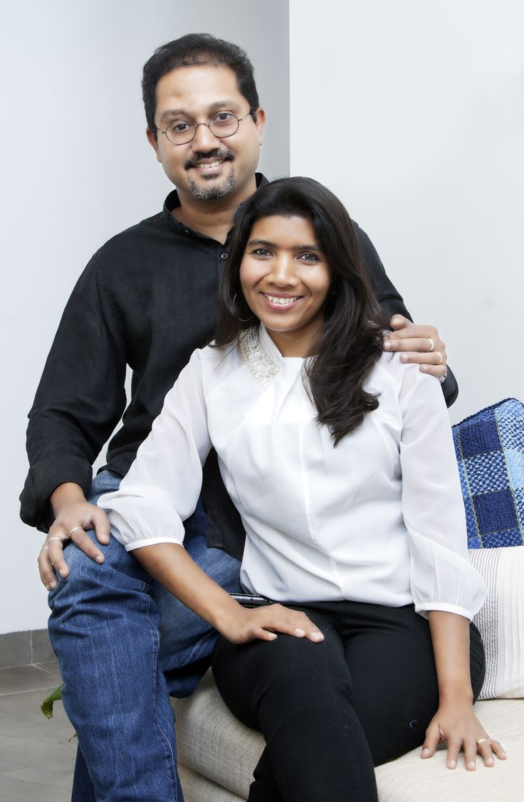 Sudeep Parambath and Siji Rehana from Deep and Hana Architects | zingyhomes.com