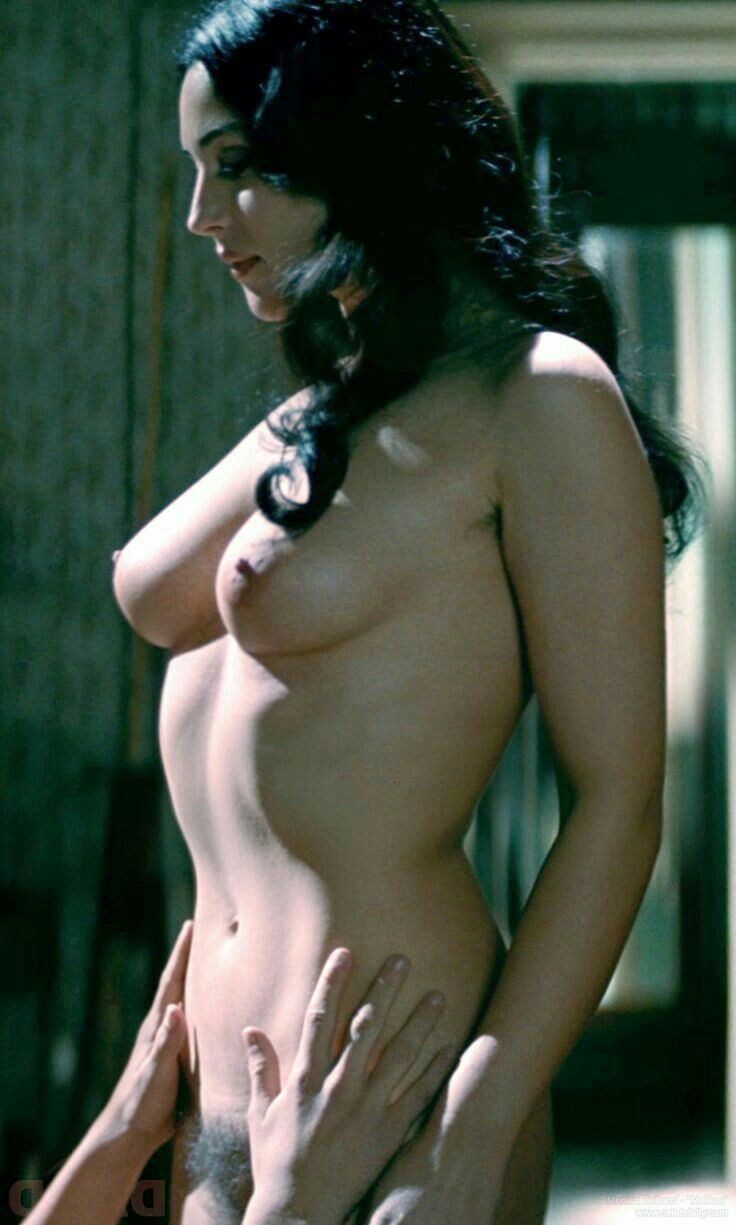 Nude bellucci beach monica