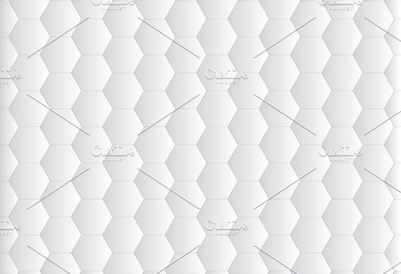 Hexagon Geometric Background by charnsitr on @creativemarket