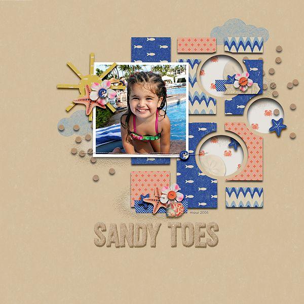 Spirit by Jimbo Jambo Designs Beached - The Kit By Allison Pennington Seaside Elements - Sand By Mommyish