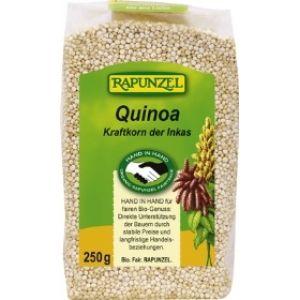 QUINOA BIO. Cerealele ideale pentru vegetarieni. Poate inlocui orezul in preparatele dvs. Magazin online cu alimente bio, cereale integrale, miere de Manuka.