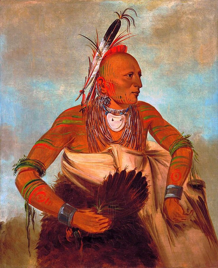 What Are The Natural Resources Of The Cheyenne Tribe