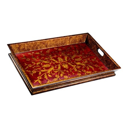 I pinned this Kichler Victoria Tray from the Style Study: Diamond Jubilee event at Joss and Main!