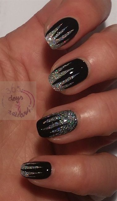 Wild and edgy nails - Nail Art Gallery @Cyndi Price Price Haynes Green by HOLLACHE